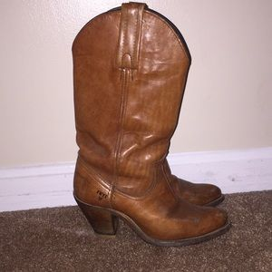 Frye boots size 5